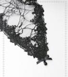 Cutie Creator -Evil Bridal~ Lolita Headband + Veil Set