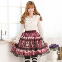 Alice's Tea Party SeriesLolita Skirt