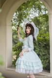 Doris Night Lolita ~Vintage Classic Lolita OP