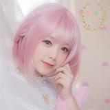 Sakura~ Sweet Pink Lolita Short Wig