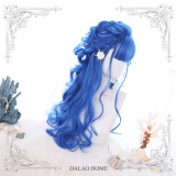 Listen To The Sea ~Lolita Wave Curl Wig