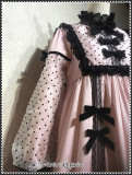 Judy Doll~ Babydoll Style Lolita OP -Ready Made