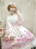 Cheese Cocoa  ~Afternoon Tea Rabbit~ Lolita OP