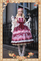 Infanta Doll Residue Lolita Jumper -Ready Made