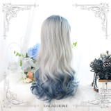 Dalao Home Gradual Color Lolita Wigs