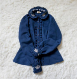 Little Dipper Rose Embroidery Blouse -Limited QTY Pre-order