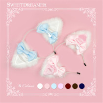 Cutie Creator ~ My Little Cat~ Cat Ears Bow Lolita Headband