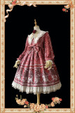 Infanta Lolita ~White Snow * Poison Apples Lolita OP -Ready Made