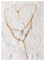 Ruby Rabbit~Cordelia Vintage Necklace