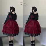 Neverland Lolita ~Wrath * Blood Memoirs~ Gothic Lolita Jumper