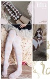 Yidhra Diamond-shaped Above Knee Lolita Socks