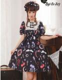 Magic Tea Party~ Little Evil~ Lolita OP-Ready Made