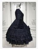 Rococo~ Elegant Bows Lolita OP Dress
