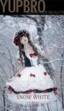 YUPBRO Lolita ~Snow White Lolita OP -Ready MADE