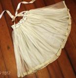 HMHM Shirred Sash Chocolate Lolita Skirts - 3 Colors