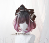 HoneyMelody Sweet Short Curls Wig Temporarily Out