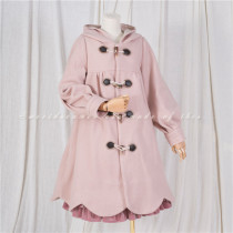 Sweet Dreamer Vintage ~Winter Duffle Coat -Pre-order