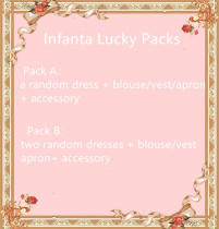 Infanta 2019 Year-end Lucky Packs  - Super Value! -Ready Made