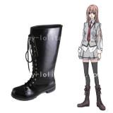 Gothic Black Betrayal Knows My Name Toko Murasame Boots