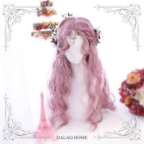 Dalao Home ~YouLi~ Lolita Long Curls Wigs