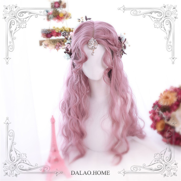 Dalao Home ~YouLi~ Lolita Long Curls Wigs
