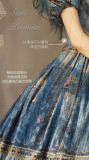 Sissi Promise Anniversay Reward OP Fullset/Luxury Underskirt  -Ready Made