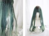 DREAMHOLIC~ A Double Serenade~ Base Long Straight Lolita Wig 75cm