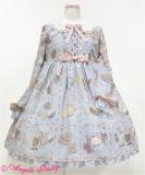 Angelic Pretty Replica ~ Cream Cookie Collection~ Lolita OP -Pre-order