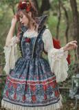Infanta Lolita ~White Snow * Poison Apples Lolita JSK Version II