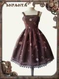 Machinery Puppet~ Punk Style Mini Lolita JSK Dress