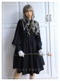 Cordelia~ Vintage Lolita OP With Detachable Collar -Pre-order