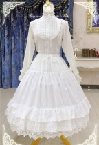 Long Ears and Sharp Ears Thorn Castle~ Elegant Lolita Long Petticoat -In Stock