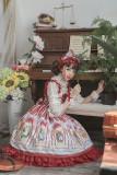 The Cat Tarot~ Lolita High Waist JSK -Special Price