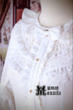 Elegant Lolita Hime Sleeves Blouse Autumn and Winter Version -Pre-order Closed