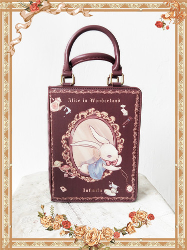 The Book of Alice's Fantastic Land ~ Lolita Cross-body Bag/Handbag