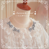 Aurora Ariel Lolita Castle Tower One Summer Chiffon Lolita Blouse