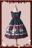 Infanta ~Hospital of the Rabbit~ Lolita JSK -Ready Made Apricot Size M - In Stock