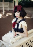 Infanta -Disney- Snow White Red Bow Headdress
