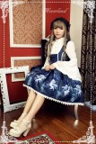 Guardian of Time & Space ~Vintage Lolita Corset JSK Dress