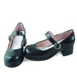 Single Strap Classic Lolita Shoes
