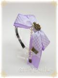Sweet Dreamer~Goodbye Alice~Rabbit Headbow with beads