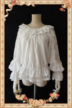 Jenny Cookies~Lolita Long Sleeves Blouse