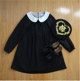 College Style Peter Pan Collar Lolita OP