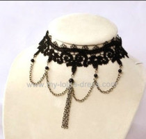 Goth Vampire Night Vintage Lolita Necklace