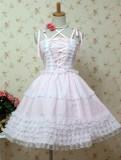 Sweet Laces Lolita Sumer JSK Dress