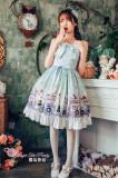 Ice Cream Party~ Sweet Lolita Printed OP/JSK