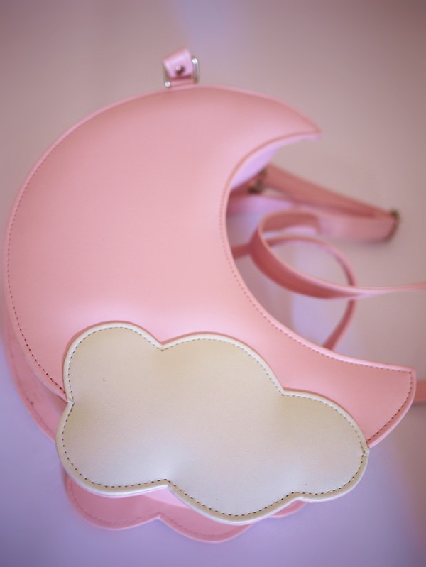 Sweet Moon Cloud Lolita Shoulder Bag 6 Colors