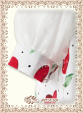 Pink Up ***Strawberry and Cherry*** Lolita One Piece Dress out