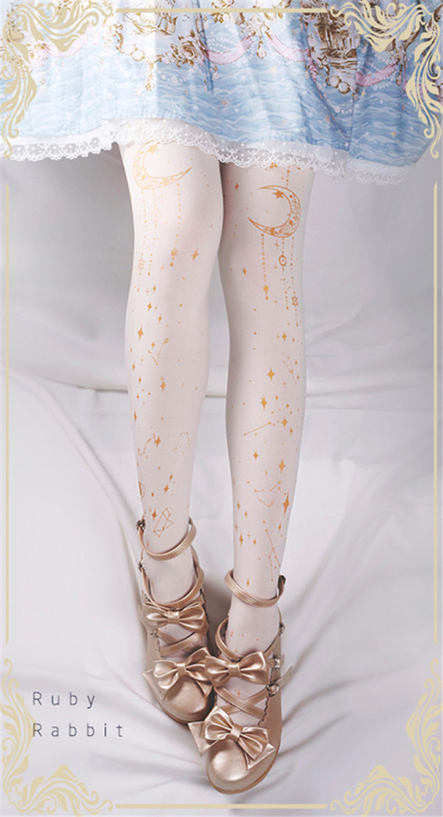 Rubby Rabbit~Moon~ 180D Lolita Tights