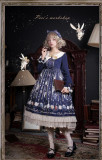 Fairy Workshops~ Classic Lolita  OP -Ready Made